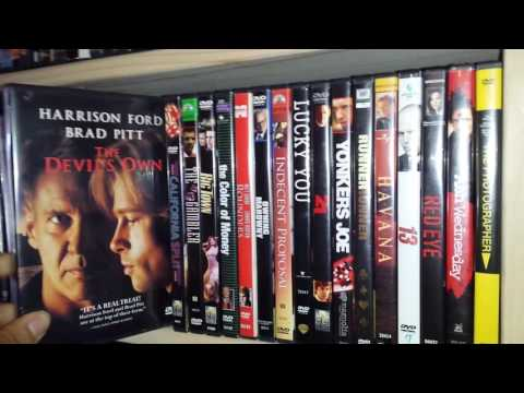 My DVD Collection Remastered