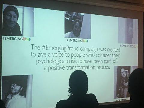 #Emerging Proud campaign film
