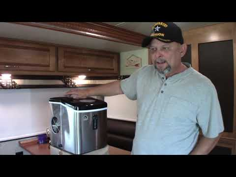 After The Honeymoon: Igloo Portable Ice Maker