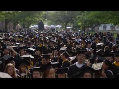 W&M in 30: Commencement 2015