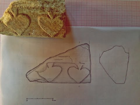 HOW TO DRAW ARCHAEOLOGİCAL ARTİFACT