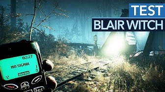 Das neue Blair Witch im Test / Review