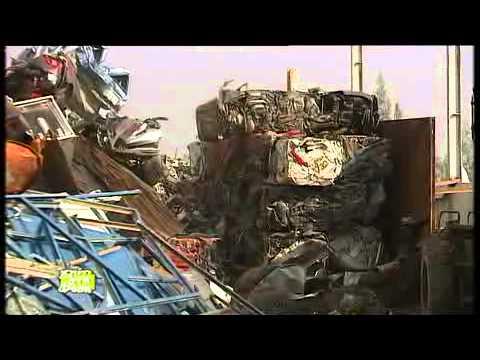 Σπίτι στη Φύση-15ο επεισόδιο(Ανακύκλωση αδρανών αυτοκινήτων)
