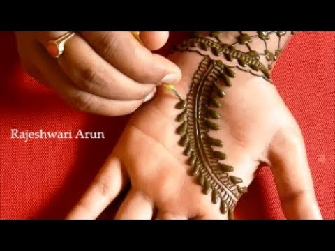 15 Simple And Easy Henna Eid Mehndi Designs To Try Worldnews