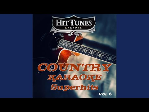 I Play The Road (Originally Performed By Zac Brown Band) (Karaoke Version)