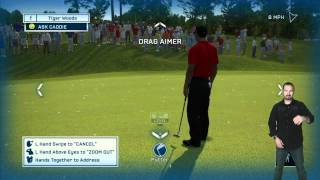 Tiger Woods PGA Tour 13 - Gameplay