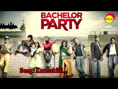 Karmukilil - Bachelor party