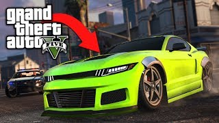 BUYING and CUSTOMIZING the NEW Dominator GTX in GTA 5 Online!! *BEST CAR EVER*