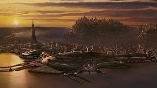 Top 10 Futuristic Movie Cities
