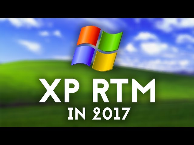 |Windows XP RTM (Italian) in 2017| (With Fail and Fun , Not Edited)