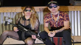 Smiley- Subelo o Apagalo (Official Music Video) Kumbia Rap 6 Ismael Zambrano Films