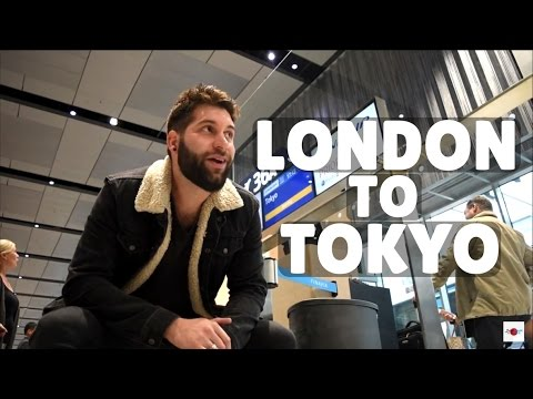 London to Tokyo - Don't Make This Mistake! Japan Vlog