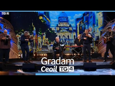 Four Men and a Dog   Gradam Ceoil TG4 2019
