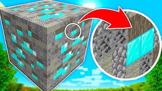 BLOQUE DE DIAMANTE GIGANTE!? 💎🤯 | Minecraft