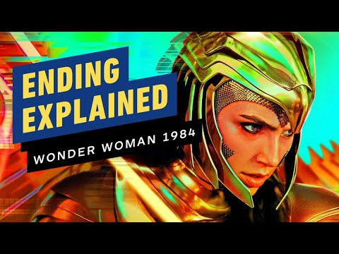 Download WW84 Ending Explained: How Wonder Woman 2 Could Change the DCEU