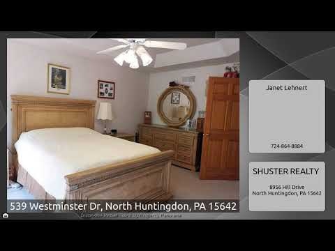 539 Westminster Dr, North Huntingdon, PA 15642