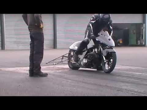 RD350LC Yamaha 2 Stroke Drag Bike 8 774 (Santa Pod) - World Record