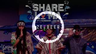 Share Lo Ma ( แชร์ โล มา ) TWOPEE Southside Feat YoungOhm , JUU4E (Instrumental) (Prod. ZeeBeer)