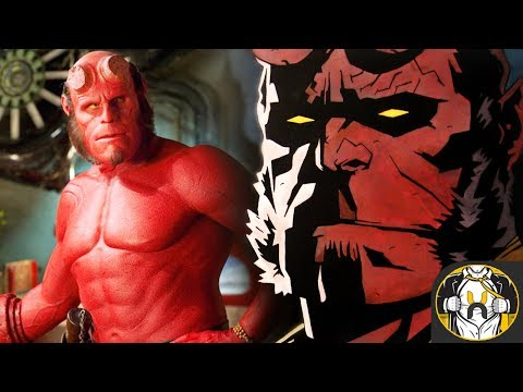 Hellboy Comics vs Movies - Biggest Differences!