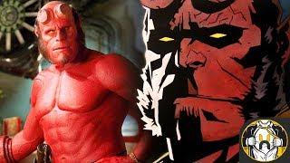 Hellboy Comics vs Movies - Biggest Differences!