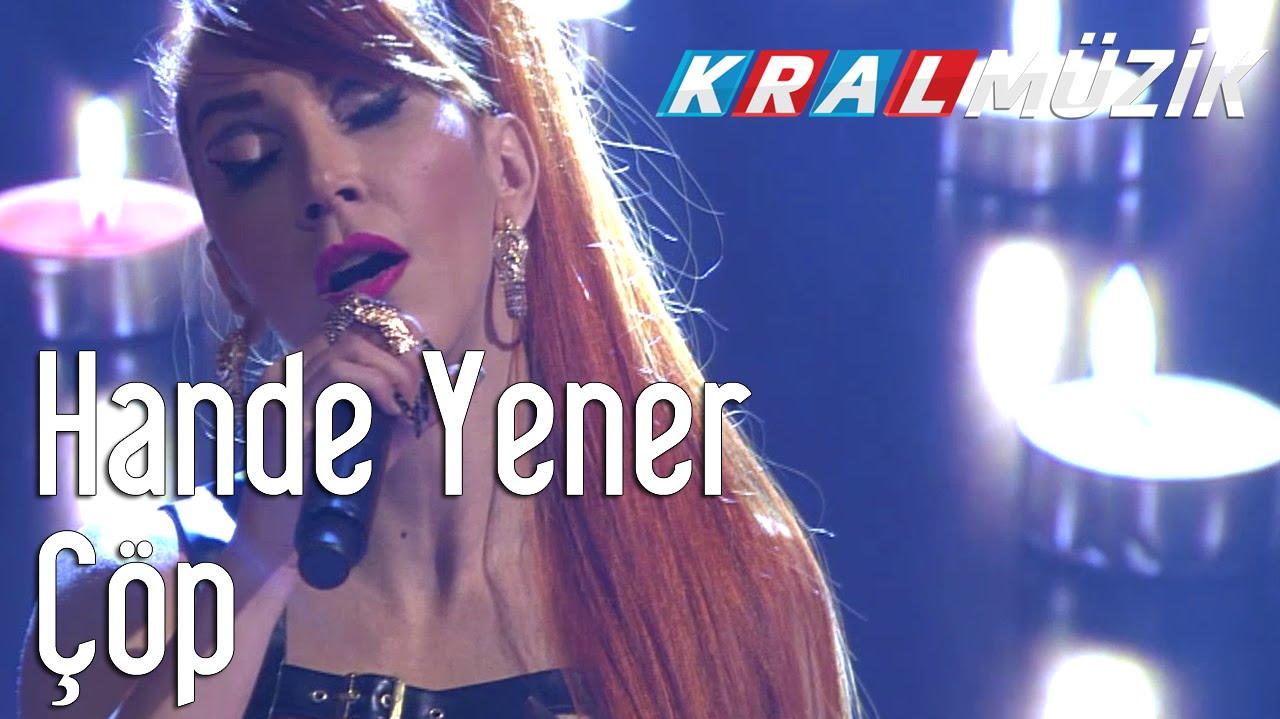 Kral Pop Akustik - Hande Yener - Çöp