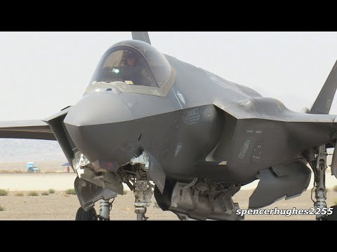 F-35A Lightning II Demo 2021 Reno Air Races