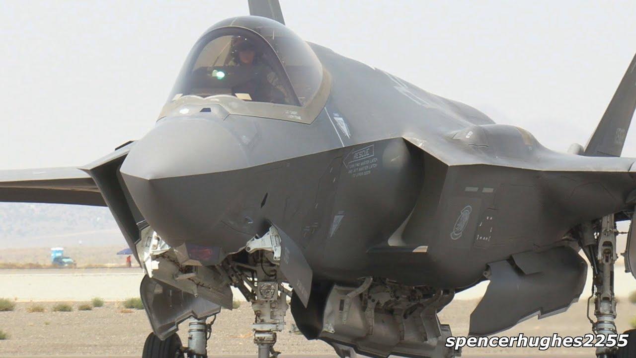 Download F-35A Lightning II Demo 2021 Reno Air Races