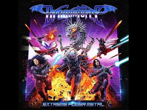 GBHBL Whiplash: Dragonforce - Extreme Power Metal Review