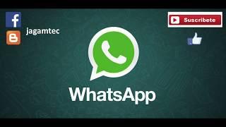 Instalar Whatsapp en Tablet Android (GRATIS)