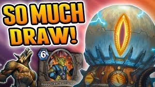 My Favorite Druid Deck at the Moment | Mechathun Druid | Wild Hearthstone Rise of Shadows