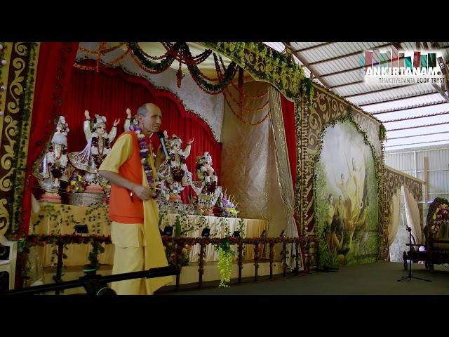 История Санкиртаны от Е.С. Бхакти Ананта Кришна Госвами на Фестивале Санкиртаны. Садху Санга 2019
