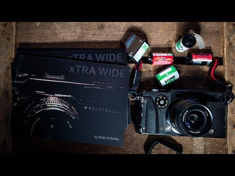 My Hasselblad XPan film photography zine