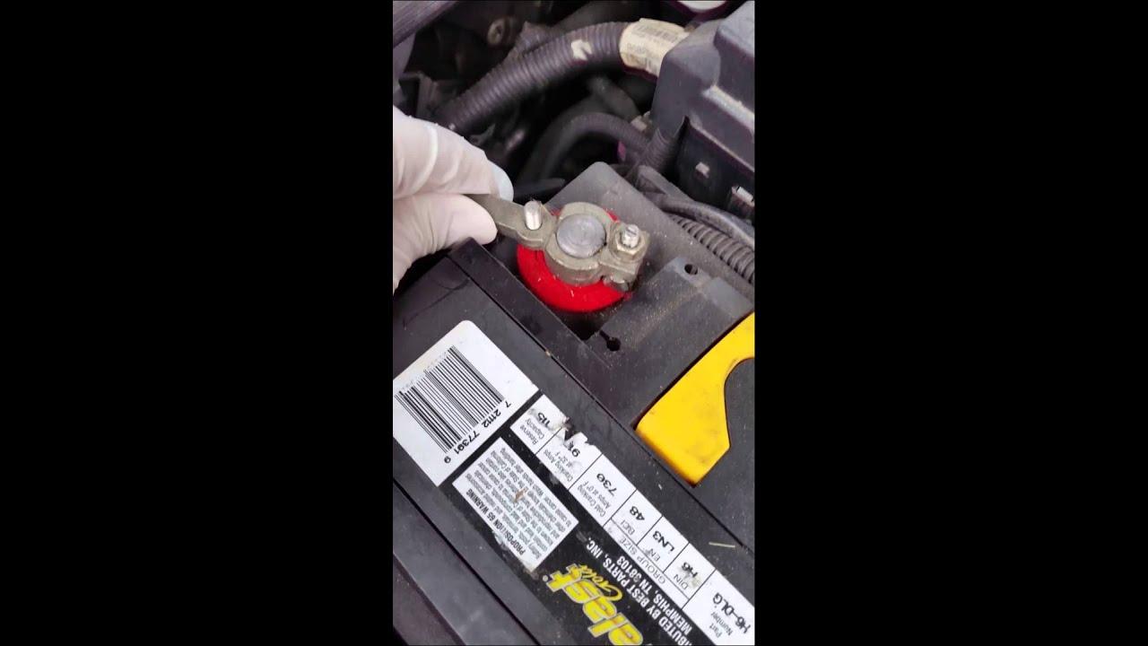 Car Wont Start But Has A New Battery