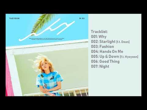 [Full Album] 김태연 (Kim Taeyeon)- Why Mini Album