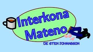 Interkona Mateno – Teatraĵo en Esperanto