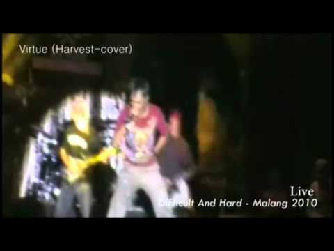 Difficult And Hard - Virtue (Cover  Harvest )