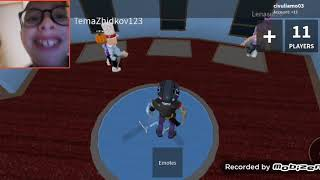 Murder mistery parte due (roblox ep 2)