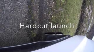 audi a3 8p 2 0tdi dpf egr delete and hardcut exhaust sound