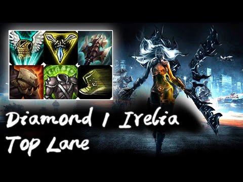 Diamond 1 Irelia Top vs Illaoi | Flex Rank