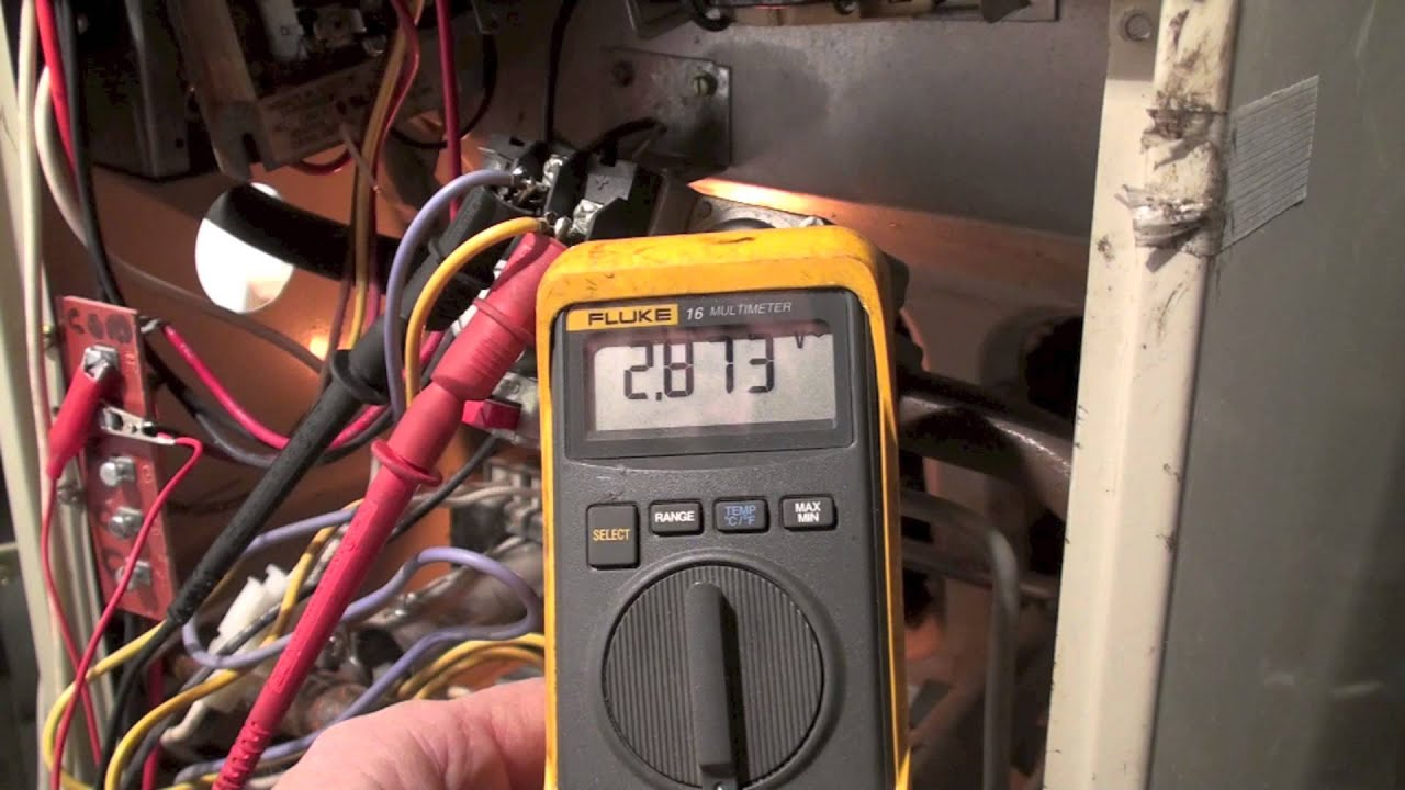 Robertshaw Ignition Control Wiring Diagram Coleman Heat Pump Hs 780 Flame Failure Youtube