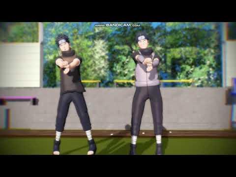 [MMD Naruto] Shisui & Itachi - Womanizer (Remake)