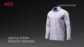 ProSteam® Technology Animation, AEG, Washing Machine
