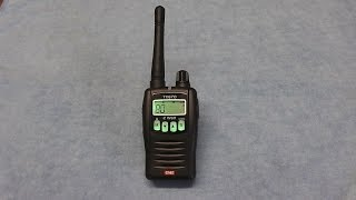 Product Overview: GME TX670 Handheld UHF CB Radio