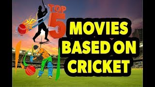 TOP 5 Bollywood Films That Are Based On Cricket