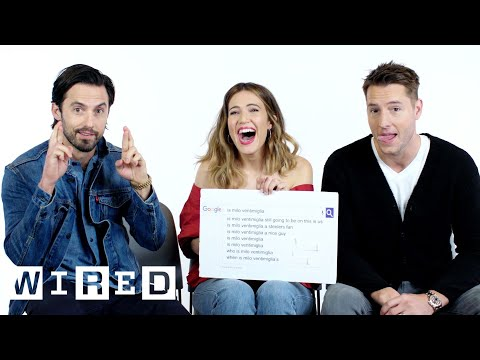 This Is Us Cast Answers the Web's Most Searched Questions |