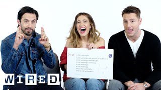 This Is Us Cast Answers the Web