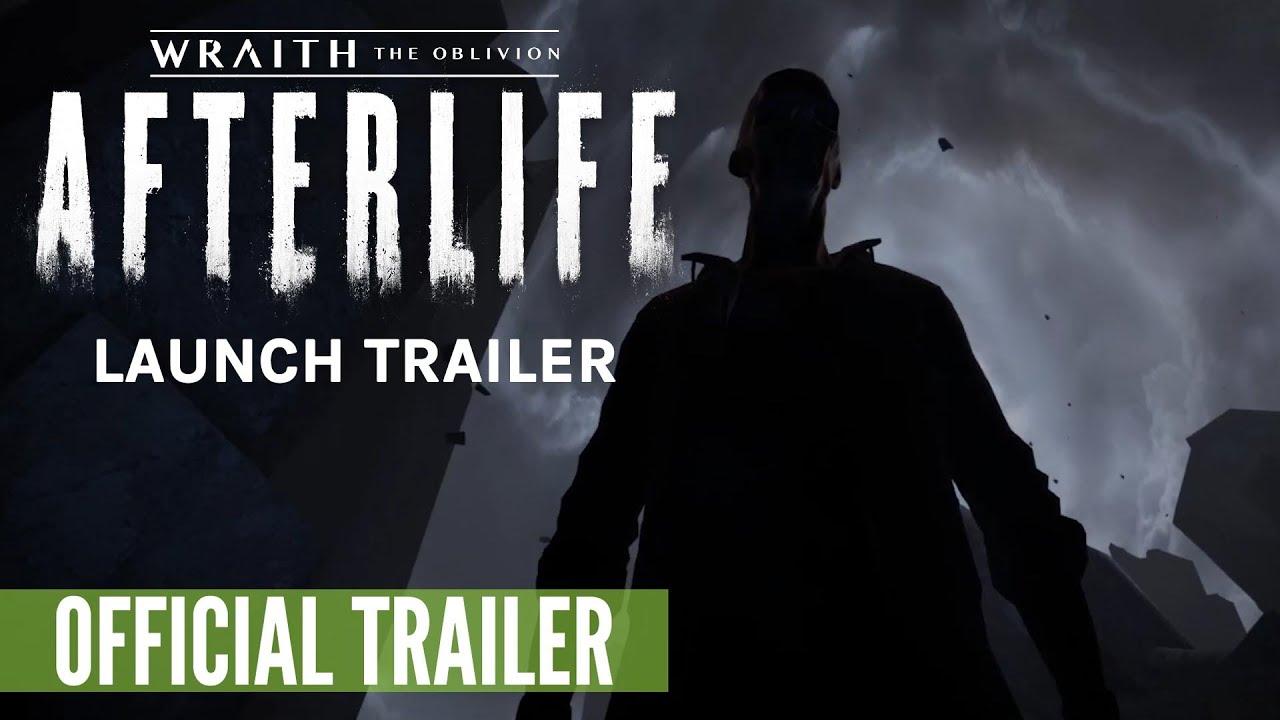 Wraith: The Oblivion - Afterlife estrena tráiler