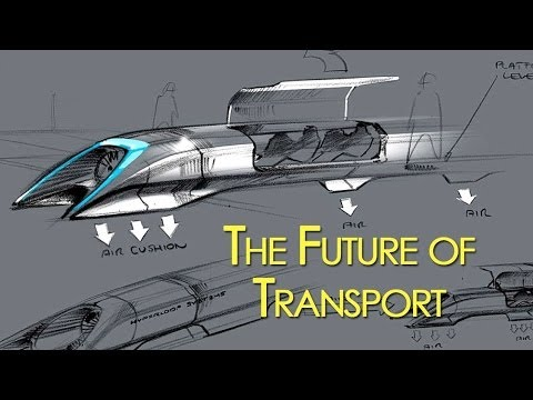 The High-Speed Rail And Hyperloop | Elon Musk