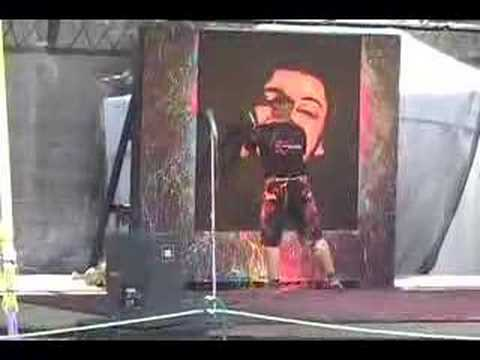 Brian Olsen - Art In Action 2008