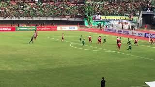 Merinding !!! Dukungan 50.000 Bonek-Bonita Persebaya vs Madura United Piala Presiden 2018